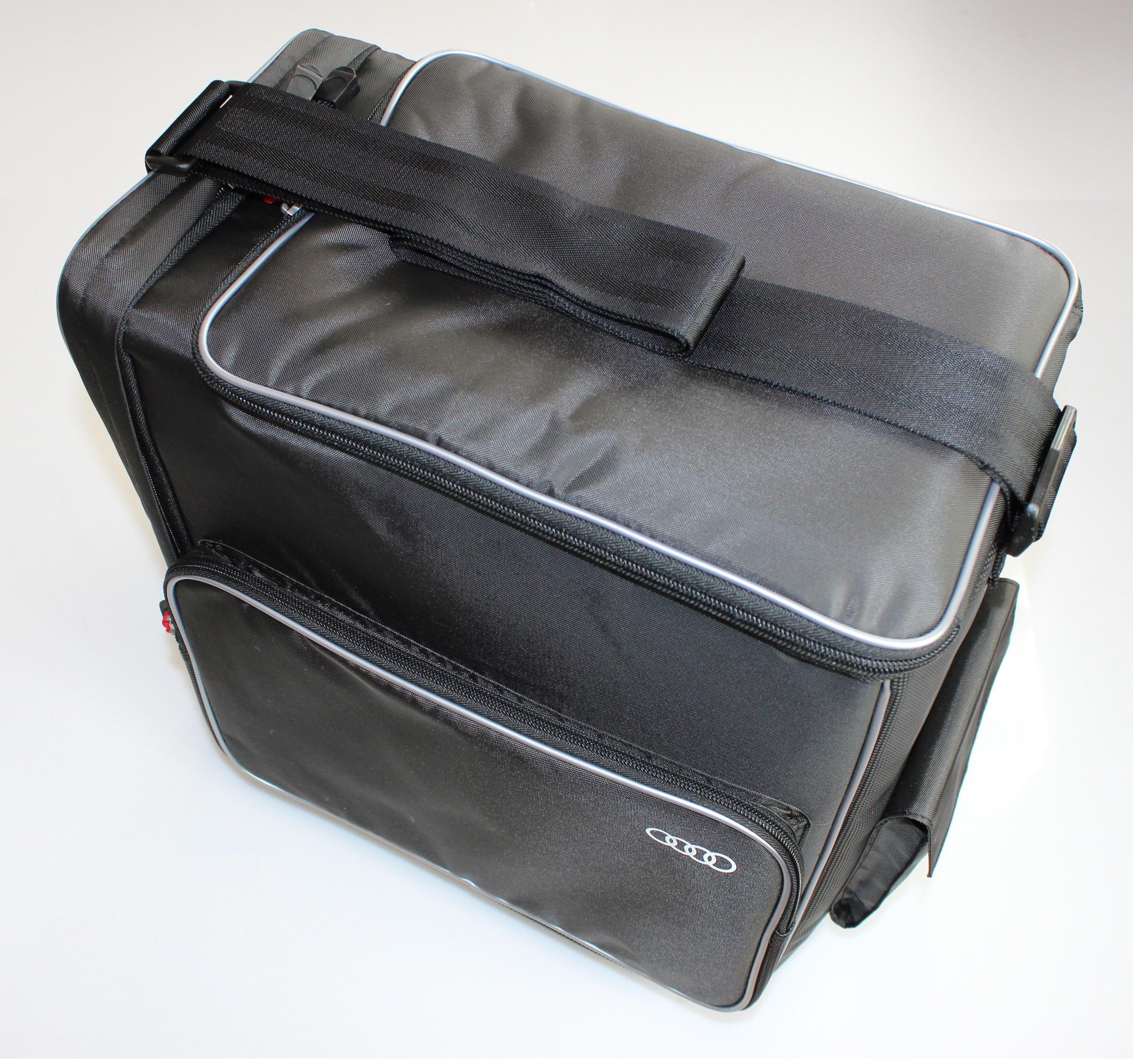 audi original 12v elektro k hlbox 12 liter k hltasche 4l0065402 ebay. Black Bedroom Furniture Sets. Home Design Ideas