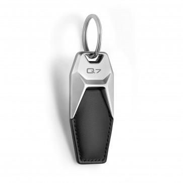 Original Audi Schlüsselanhänger Anhänger Key Ring Leder Q7, 3181900617