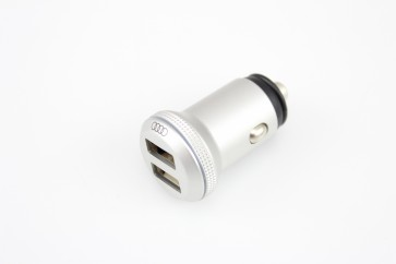 Original Audi USB Ladeadapter dual
