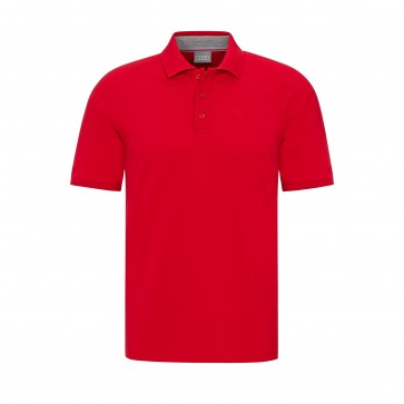Original Audi Poloshirt, Herren, rot