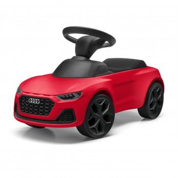 Original Audi Sport GmbH Junior quattro rot