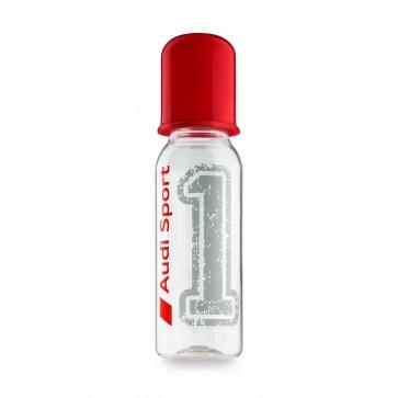 Original Audi Sport Babyflasche, Trinkflasche, Kunststoff, 250 ml, 3201901500