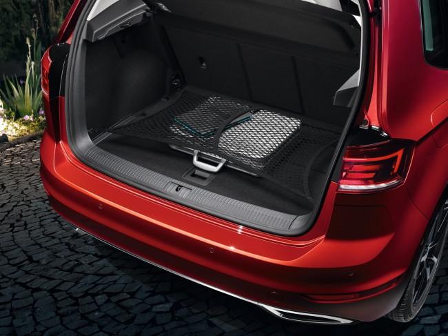 volkswagen gep cknetz f r kofferraum golf polo sportsvan. Black Bedroom Furniture Sets. Home Design Ideas