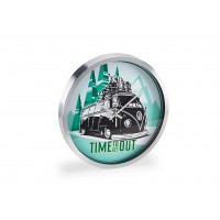 """Wanduhr T1, """"Time to get out"""" 1H2050810"""
