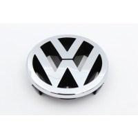 Original VW Emblem chromglanz Golf 5