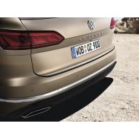 Original Volkswagen Heckschutzleiste in Chromoptik