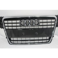 Original Audi A4 S-line Kühlergrill schwarz-glänzend