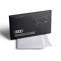 Original Audi Reinigungstuch für Touchdisplay 80A096325