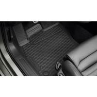Original Volkswagen Passat (3G) Gummifußmatten-Set, vorne und hinten