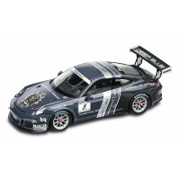 Porsche 911 GT3 Cup Porsche Design, schwarz/multicolour, 1:43, Limited Edition