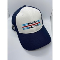 Porsche Cap Martini Racing Collection, weiß/ dunkelblau