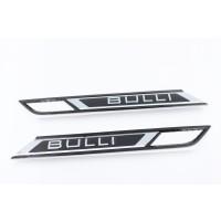 Original VW Bulli Schriftzug Kotflügel Set T6