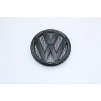 Original Volkswagen T5 Emblem für den Kühlergrill, schwarz