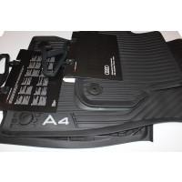 Original Audi Allwettermatten Audi A4 8W B9 Set 4-teilig