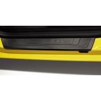 Original Skoda Fabia 5J Einstiegsleisten schwarz