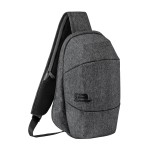 Original Audi Sport Smart Urban Bodybag, grau
