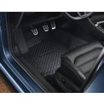 Original VW Allwettermatten vorn für Golf 7 Gummimatten