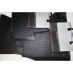 Original Audi A4 (8K) Gummifußmatten vorne und hinten