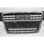 Original Audi A4 8K S-line Kühlergrill schwarz-glänzend