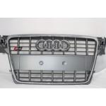 Original Audi S4 Kühlergrill platiniumgrau