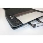 Original Audi A5 Textilfussmatten Premium vorne