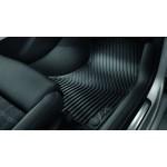 Original Audi A4 (8K) Gummifußmatten, vorne