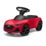 Original Audi Sport GmbH Junior quattro rot Bobbycar