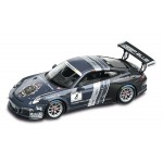 Porsche 911 GT3 Cup Porsche Design, schwarz/multicolour, 1:43, Limited Edition -
