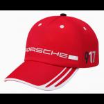 Porsche Kids Cap – 917 Salzburg Rot