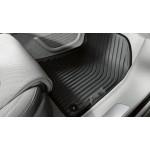 Original Audi A8 (4H) Gummifußmatten, vorne