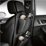 Original Audi Rückenlehnenschutz Schuh Organizer