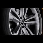 Original Audi Nabenkappen dynamisch schwarz