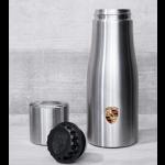 Porsche Thermo-Isolierflasche, silber