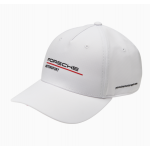 Porsche Cap Motorsport Replica, weiß
