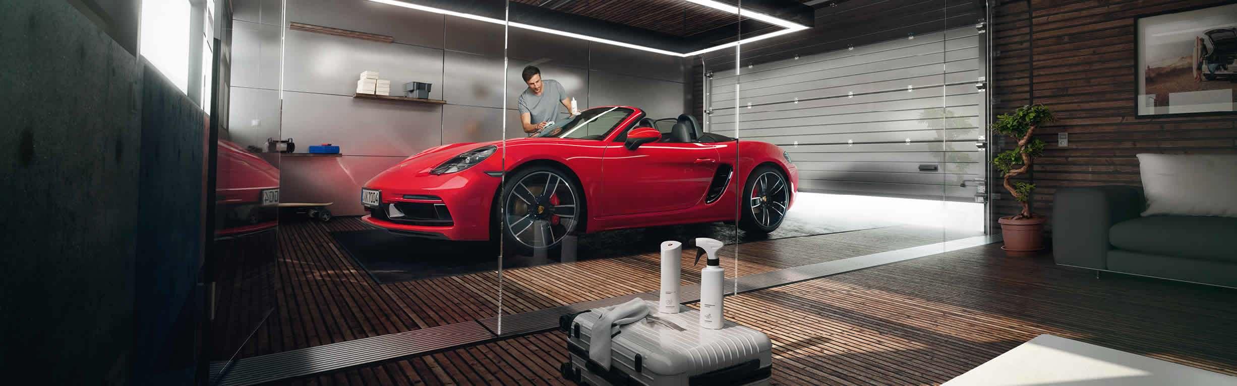 Porsche Driver´s Selection